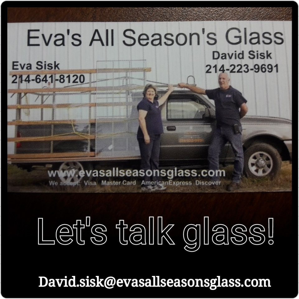 Eva's All Seasons Glass